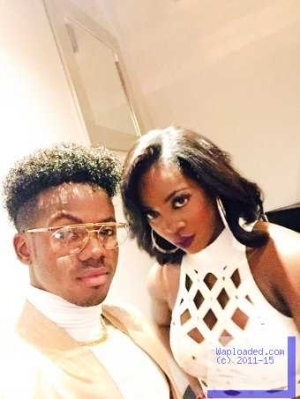 Korede Bello And Tiwa Savage Look Frosh In New Photo